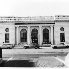 Clark Memorial Museum / Eureka Bank Building, February 1981